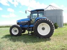 NH 8870 FWA Tractor