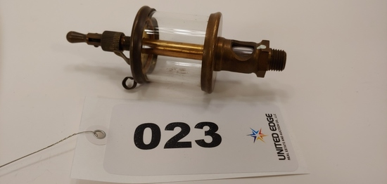 Lunkenheimer Drip Oiler No. 1-1/2