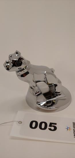 Mack Truck Bulldog Hood Ornament