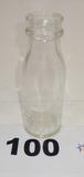 Edison Battery Oil Glass Jar