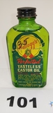 Kellogg's Tasteless Castor Oil Bottle