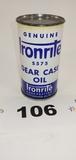 Ironrite Gear Case Oil Can
