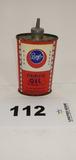 Boye High Grade Stainless Oil Can