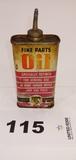 Philips 66 Fine Parts Oil