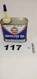Gulf Dripless Oil Can