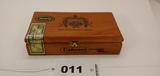 Wood Canones Cigar Box