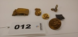 World War II Military Medals, Pins, Badges WWII