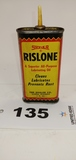 Shaler Rislone Lubricating Oil Can