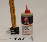 3-in-one Multi-purpose Oil Can
