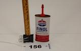 Standard Finol Household Oil Can