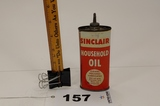 Sinclair Household Oil Can
