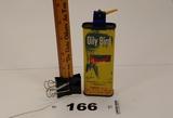 Ronson Oily Bird Oil Can