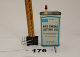 Sears Pipe Thread Cutting Oil Can