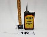 Mitee Thread Cutting Oil Can