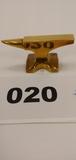 Small Brass Anvil