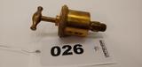 Lunkenheimer Marine No. 1 Drip Oiler