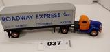 First Gear Roadway Express Truck & Trailer
