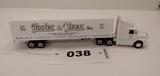Yoder & Frey Inc. Semi Truck & Trailer