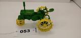 John Deere Wide Tread Tractor