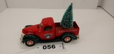 Golden Wheel Santa's Tree Farm Truck