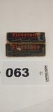 Firestone Spark Plug Box