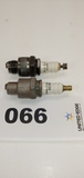 Beco Rebuilt Spark Plugs Lot Of 2