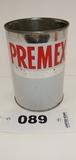 Premex Motor Oil Can