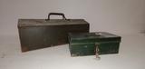 Winchester Metal Box & Metal Tool Box