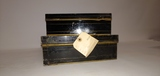 Metal Cigar Boxes