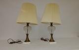 Decorative Lamps w/ shades