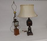 Decorative Antique Lamps
