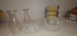 Glass Lamp Shades & Globes