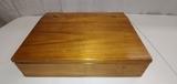 Homemade wooden box