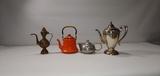 Decorative Unique Tea Pots