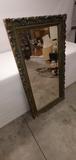 Decorative Wood Framed Mirror