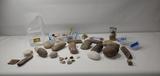 Arrowheads & Various Stones