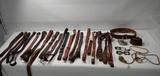 Leather Rifle Slings & Belts