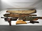 Rifle Storage Bags & Pistol Holders