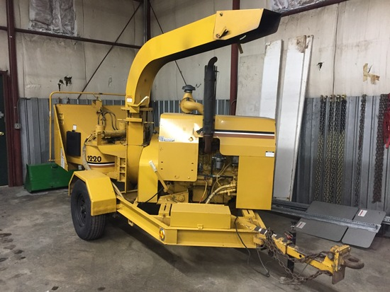 Vermeer 1220 Brush Chipper