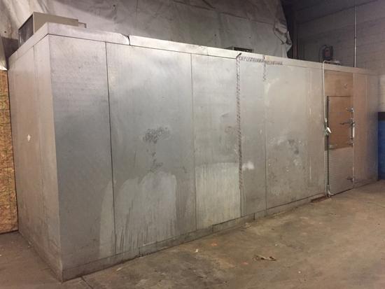 Walk In Refrigerator/Freezer Unit