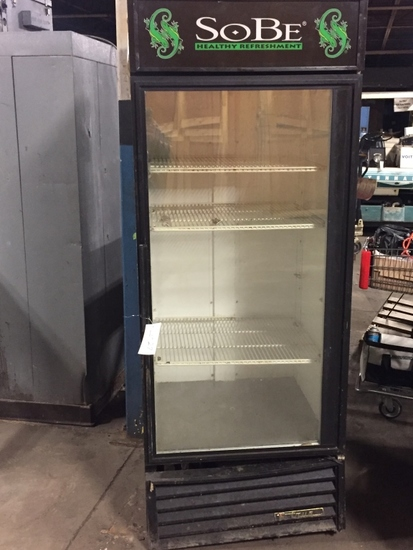 Upright Cooler Made by True