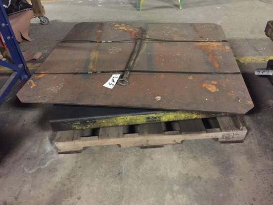 Pallet Turntable Wrapper