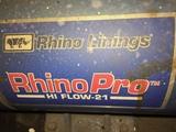 Rhino Lining Spray on Bedliner system