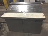 Continental Refrigerator Prep Unit