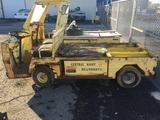 Cushman Maintenance Cart No cab