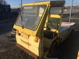 Cushman Maintenance Cart w/ Cab