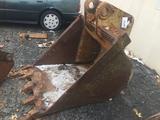 41x50 Excavator Bucket