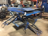 GHS Rotary Low Rise Car Lift