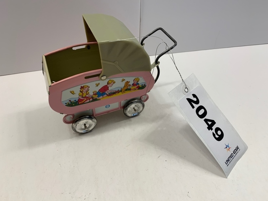 Ohio Art Baby Stroller