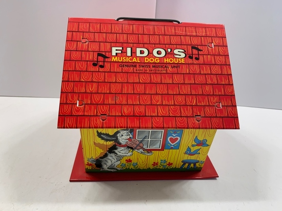 Fido's Musical Dog House by Ohio Art